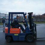 Kurs - Operator wózków widłowych