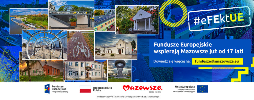 Miejsca kulturalne i turystyczne dofinansowane z funduszy europejskich