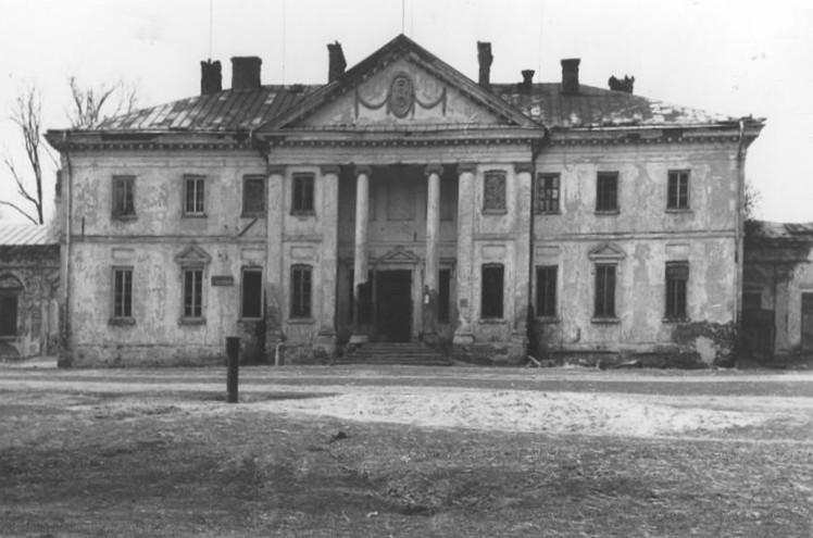 Pałac w Korczewie_stary