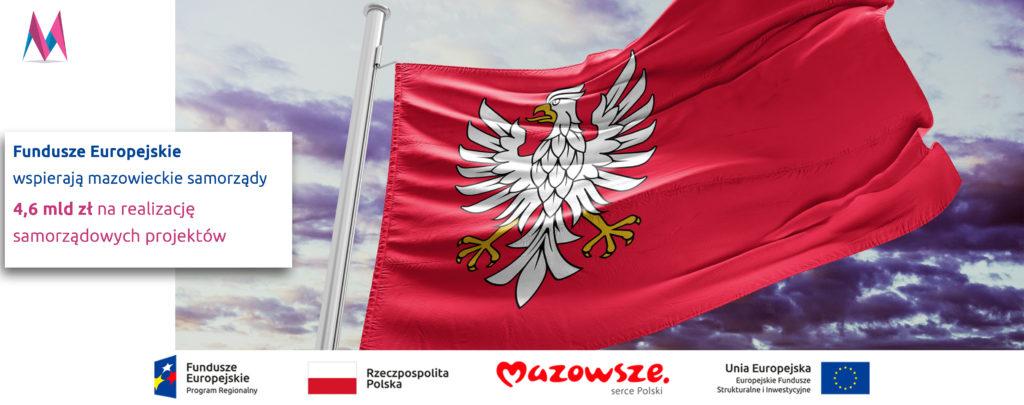 Dzień samorządu terytorialnego i jak fundusze europejskie wspierają mazowieckie samorządy