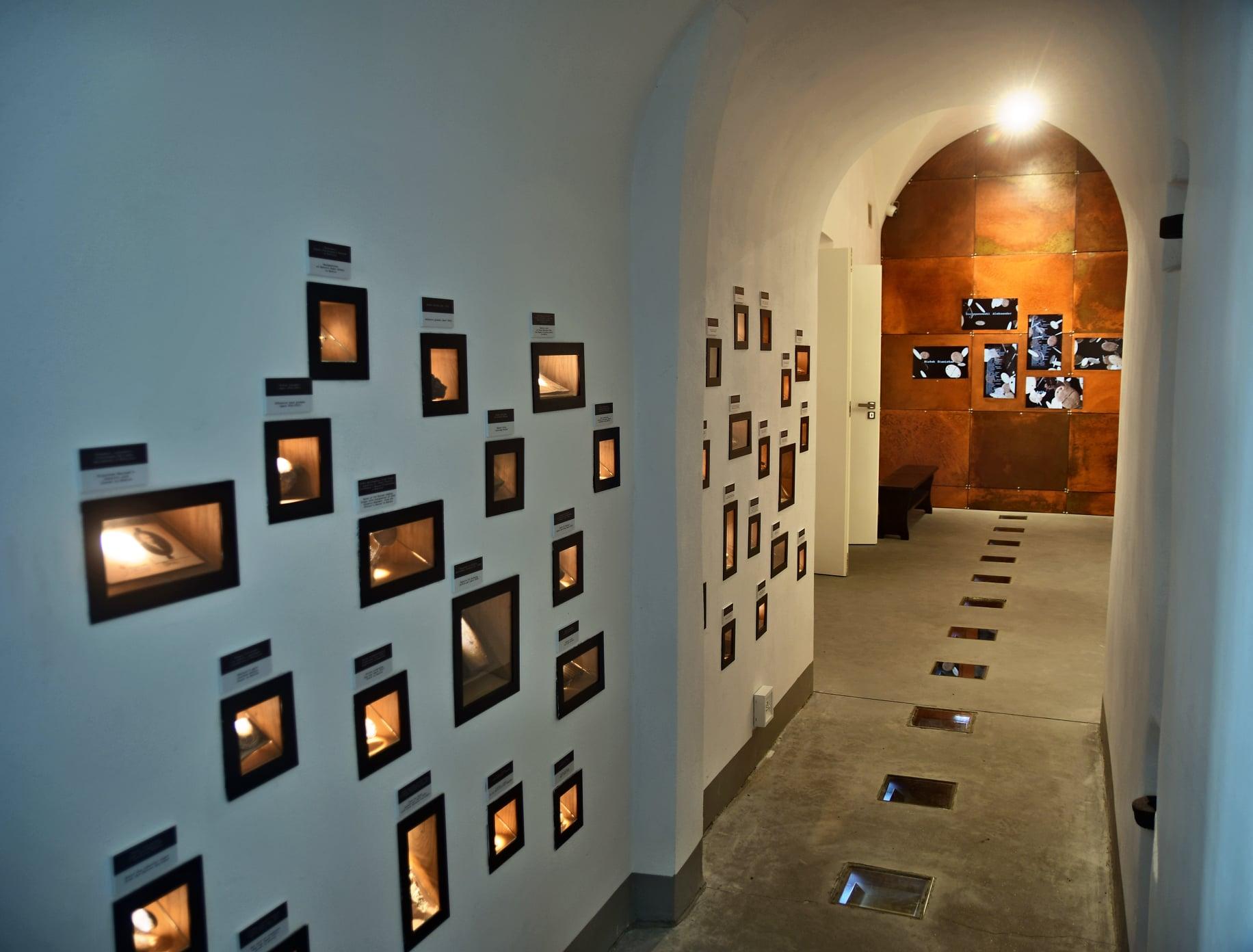 Sala pamięci, autor zdjęcia: Piotr Zakrzewski