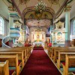Renowacja wnętrza kościoła św. Wawrzyńca