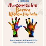1 - Plakat_Konkurs_Mazowieckie_Barwy_Wolontariatu