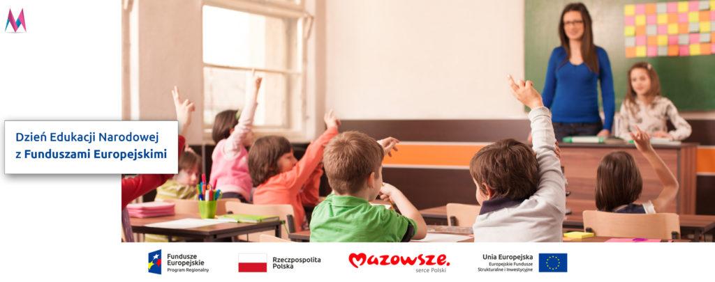 Dzień Edukacji Narodowej z Funduszami Europejskimi